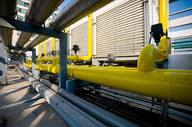 Sets of cooling towers in conditioning systems:スマホ壁紙(壁紙.com)