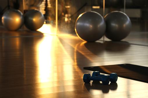 Health Spa「Gym」:スマホ壁紙(10)