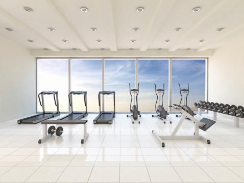 Sports Training「Gym」:スマホ壁紙(12)