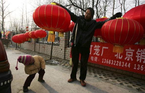 Growth「Think Tank Predicts Chinese Growth To Slow In 2007」:写真・画像(12)[壁紙.com]