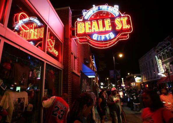 Tennessee「Beale St At Night」:写真・画像(12)[壁紙.com]