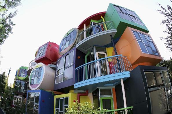 東京「Concept Design Homes Unveiled In Tokyo」:写真・画像(9)[壁紙.com]