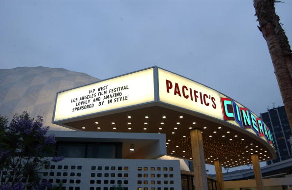 Cinerama Dome - Hollywood「2002 IFP/West Los Angeles Film Festival」:写真・画像(1)[壁紙.com]