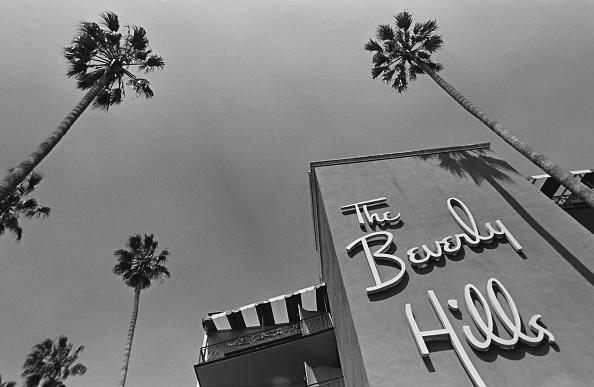 Beverly Hills Hotel「The Beverly Hills Hotel」:写真・画像(1)[壁紙.com]