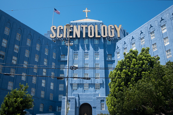 Hollywood - California「Scientology Building」:写真・画像(13)[壁紙.com]