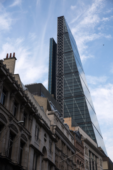 122 Leadenhall Street「Inside The City Of London's New Landmark Skyscraper」:写真・画像(5)[壁紙.com]