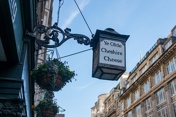 Epics「Ye Olde Cheshire Cheese」:写真・画像(2)[壁紙.com]