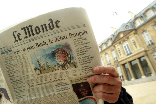 French Culture「Le Monde Under Attack Of Bias 」:写真・画像(16)[壁紙.com]