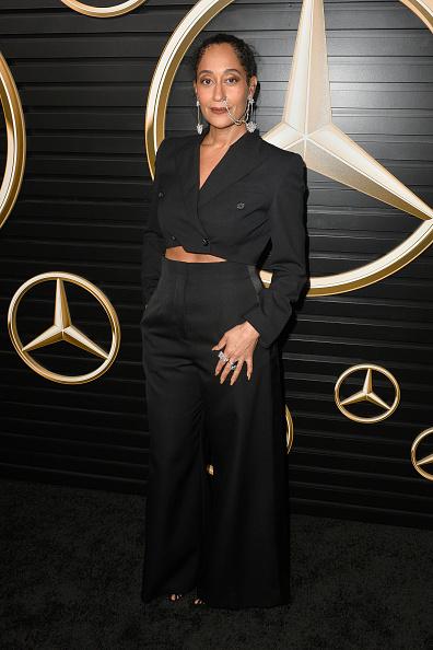 Wide Leg Pants「2020 Mercedes-Benz Annual Academy Viewing Party」:写真・画像(3)[壁紙.com]