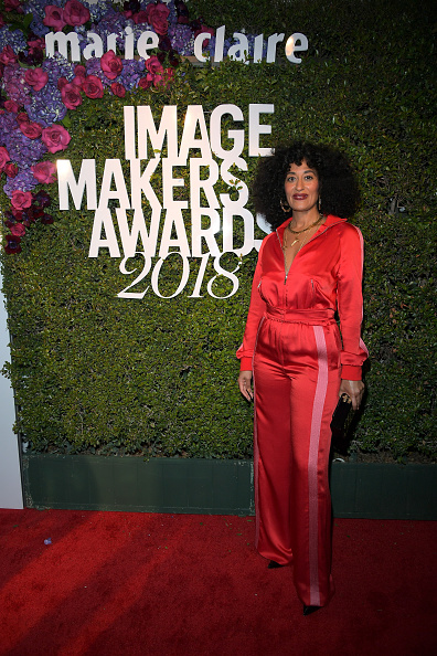 Marie Claire Magazine「Marie Claire's Image Makers Awards 2018 - Red Carpet」:写真・画像(8)[壁紙.com]