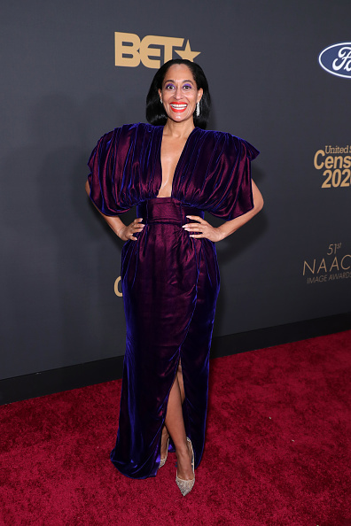 NAACP「BET Presents The 51st NAACP Image Awards - Red Carpet」:写真・画像(4)[壁紙.com]