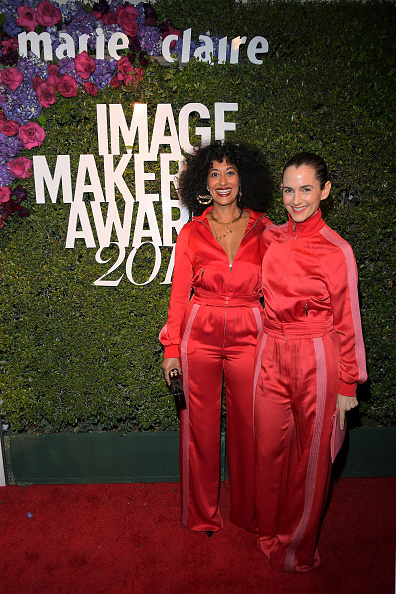 Marie Claire Magazine「Marie Claire's Image Makers Awards 2018 - Red Carpet」:写真・画像(5)[壁紙.com]