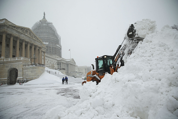 2016 Winter Storm Jonas「Huge Snow Storm Slams Into Mid Atlantic States」:写真・画像(0)[壁紙.com]