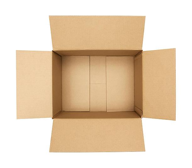 Open Cardboard Box:スマホ壁紙(壁紙.com)