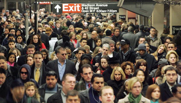 人物「Transit Strike Looms For New York City Commuters」:写真・画像(0)[壁紙.com]