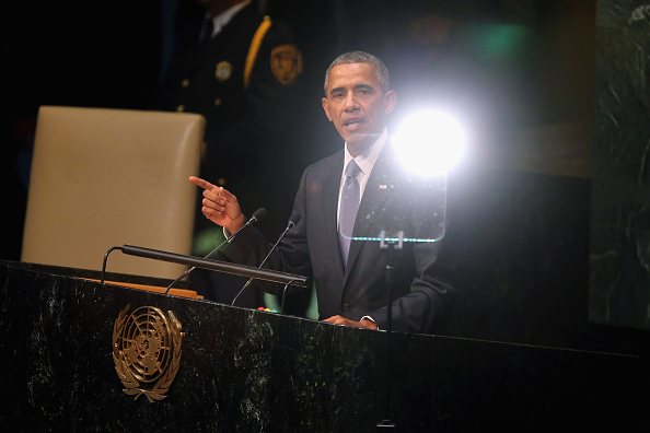 United Nations Building「President Obama Attends Annual UN General Assembly」:写真・画像(12)[壁紙.com]