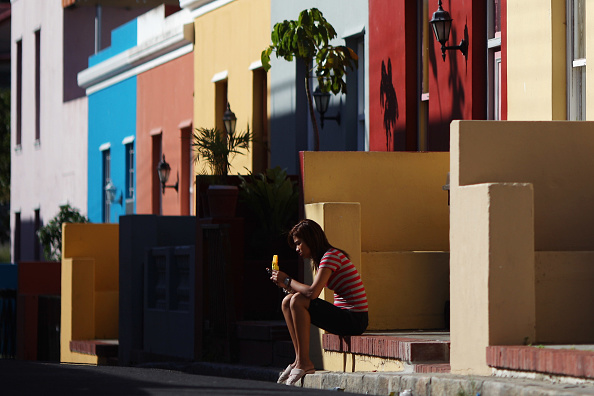 Malay Quarter「Life In The Bo-Kaap Area Of Cape Town」:写真・画像(7)[壁紙.com]