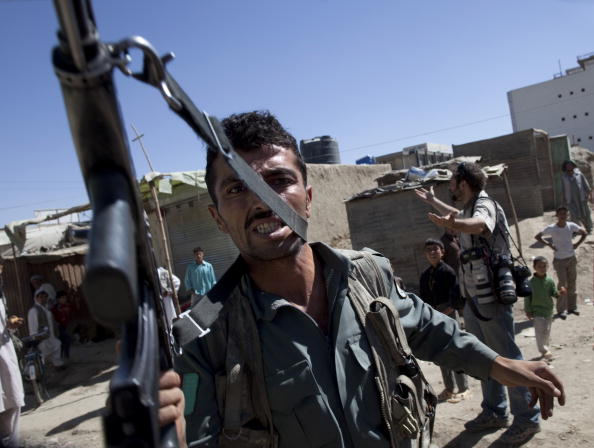 Kabul「Kabul Hit By Violence On Eve Of Elections」:写真・画像(16)[壁紙.com]