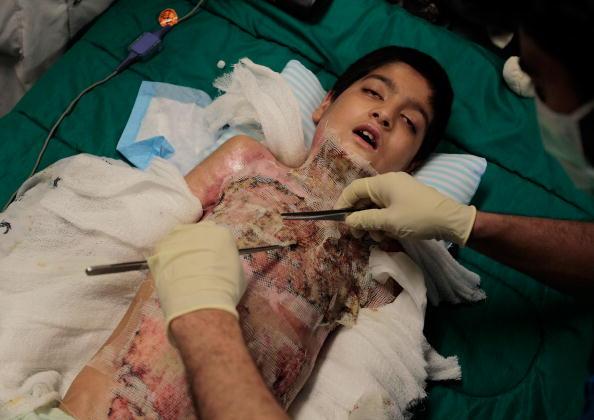 Money to Burn「Military Hospitals Treat Soldiers And Civilians Alike In Kandahar」:写真・画像(16)[壁紙.com]