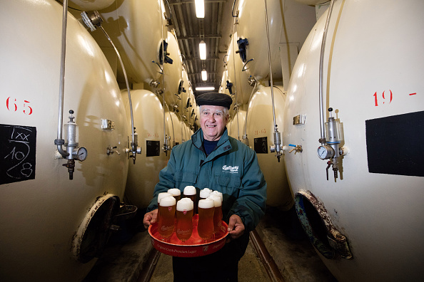 Tasting「Budvar Brewery Prepares For 120th Anniversary」:写真・画像(14)[壁紙.com]