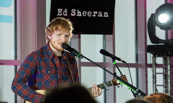 Garmisch-Partenkirchen「Ed Sheeran Performs At Telekom Street Gig At Zugspitze」:写真・画像(5)[壁紙.com]