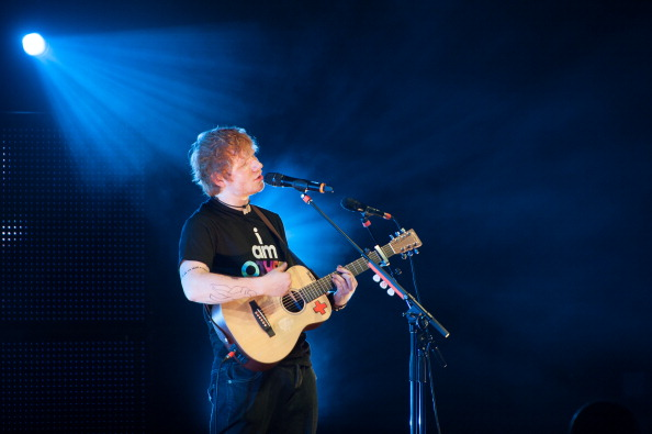 Radio City Music Hall「Ed Sheeran In Concert - New York, NY」:写真・画像(16)[壁紙.com]