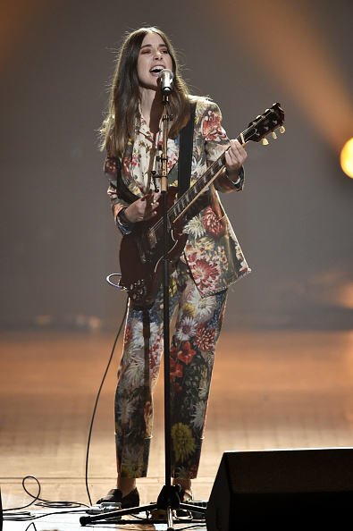 Radio City Music Hall「60th Annual GRAMMY Awards - MusiCares Person Of The Year Honoring Fleetwood Mac - Show」:写真・画像(16)[壁紙.com]