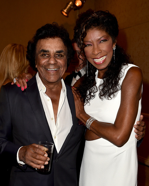 Johnny Mathis「2014 Carousel of Hope Ball Presented by Mercedes-Benz - VIP Reception」:写真・画像(8)[壁紙.com]