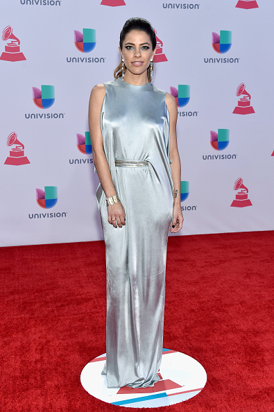 Silver Colored「16th Latin GRAMMY Awards - Arrivals」:写真・画像(17)[壁紙.com]
