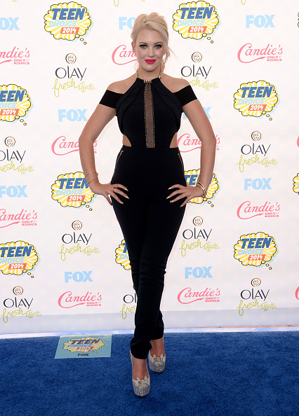 Halter Top「Teen Choice Awards 2014 - Arrivals」:写真・画像(0)[壁紙.com]