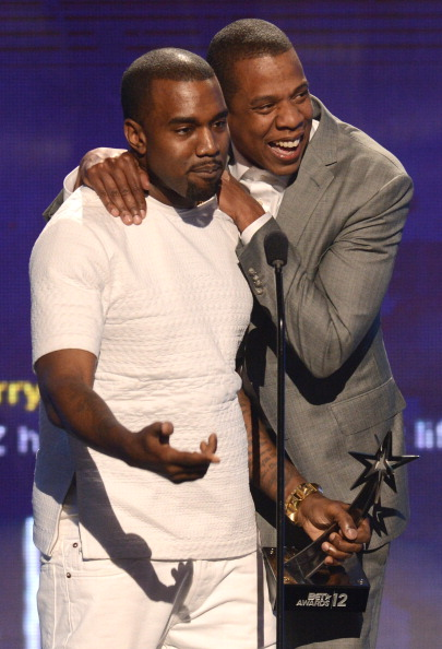 Kanye West - Musician「2012 BET Awards - Show」:写真・画像(6)[壁紙.com]