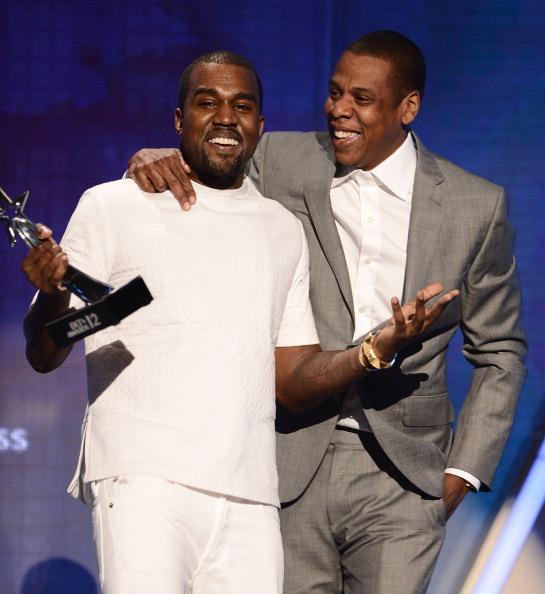 Kanye West - Musician「2012 BET Awards - Show」:写真・画像(8)[壁紙.com]