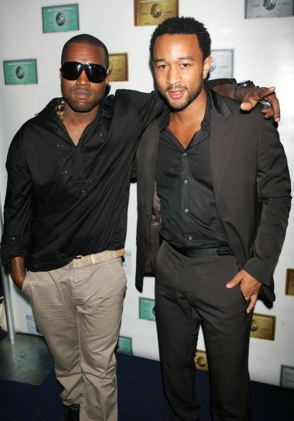 Kanye West - Musician「American Express Hosts Private Kanye West Concert」:写真・画像(4)[壁紙.com]
