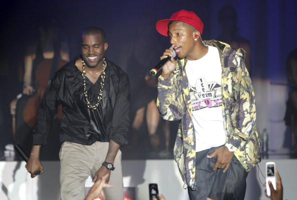 Kanye West - Musician「American Express Hosts Private Kanye West Concert」:写真・画像(12)[壁紙.com]