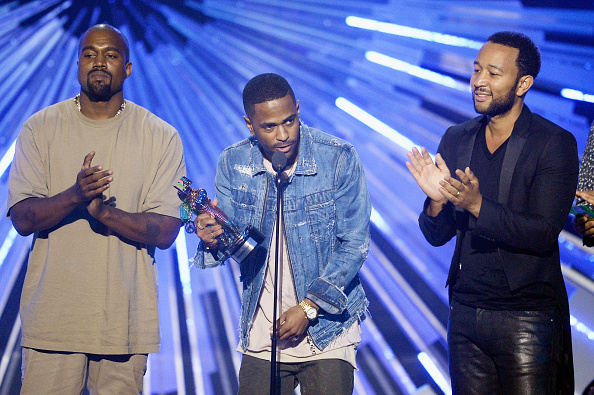 Kanye West - Musician「2015 MTV Video Music Awards - Fixed Show」:写真・画像(17)[壁紙.com]