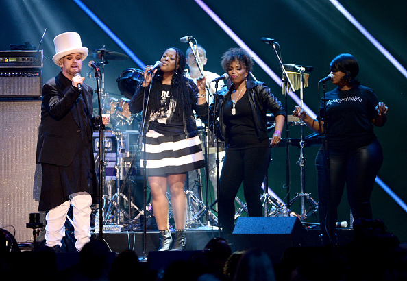 Culture Club「iHeart80s Party - Show」:写真・画像(14)[壁紙.com]