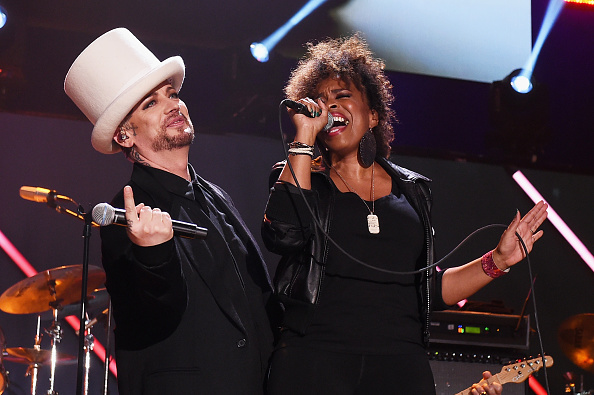 Culture Club「iHeart80s Party - Show」:写真・画像(11)[壁紙.com]