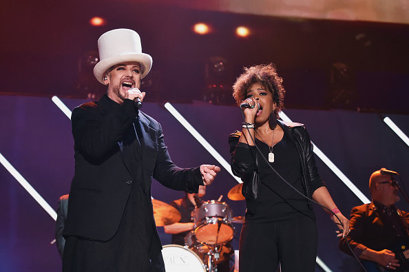 Culture Club「iHeart80s Party - Show」:写真・画像(2)[壁紙.com]