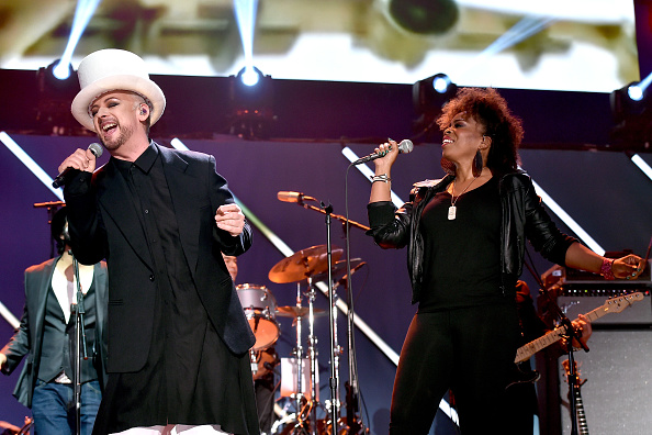 Culture Club「iHeart80s Party - Show」:写真・画像(6)[壁紙.com]