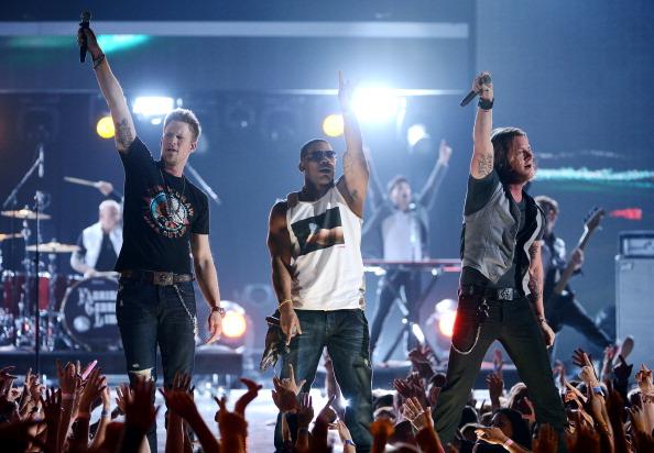 MGM Grand Garden Arena「ACM Presents: Tim McGraw's Superstar Summer Night - Show」:写真・画像(15)[壁紙.com]