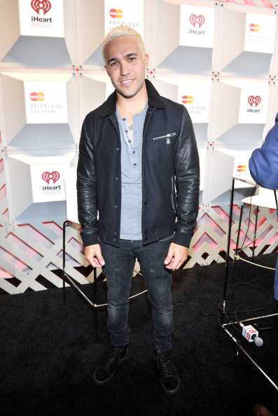 MGM Grand Garden Arena「2014 iHeartRadio Music Festival - Night 1 - Backstage」:写真・画像(8)[壁紙.com]