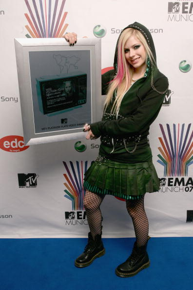 Adults Only「Awards Room At The MTV Europe Music Awards 2007」:写真・画像(2)[壁紙.com]