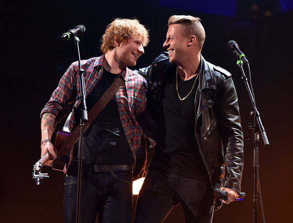 MGM Grand Garden Arena「2014 iHeartRadio Music Festival - Night 2 - Show」:写真・画像(3)[壁紙.com]