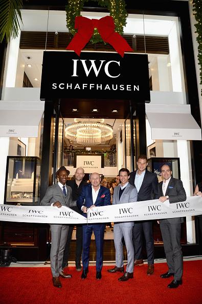 Blake Griffin「IWC Schaffhausen Rodeo Drive Boutique Opening」:写真・画像(17)[壁紙.com]
