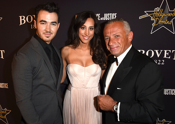 Pre-Party「8th Annual Hollywood Domino Gala Presented By BOVET 1822 Benefiting Artists For Peace And Justice」:写真・画像(13)[壁紙.com]