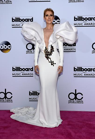 セリーヌ・ディオン「2017 Billboard Music Awards - Press Room」:写真・画像(17)[壁紙.com]