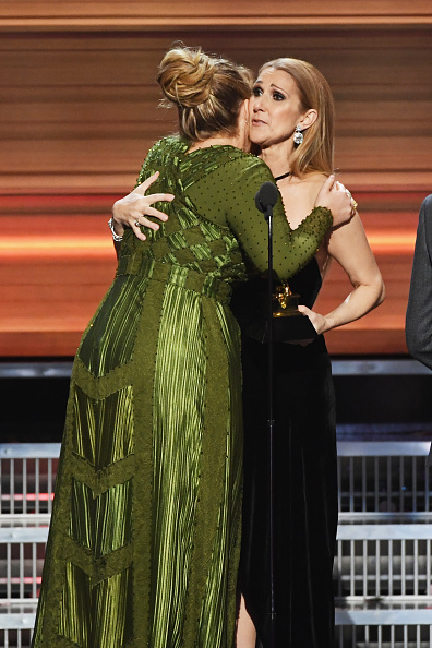 セリーヌ・ディオン「59th GRAMMY Awards -  Show」:写真・画像(16)[壁紙.com]