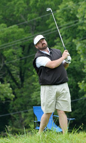 Three Quarter Length「The 23nd Annual Vinny Pro-Celebrity-Junior Golf Invitational」:写真・画像(19)[壁紙.com]