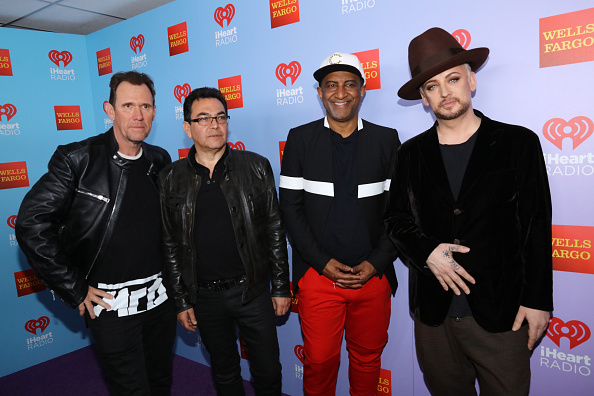 Culture Club「iHeart80s Party 2016 - Arrivals」:写真・画像(11)[壁紙.com]