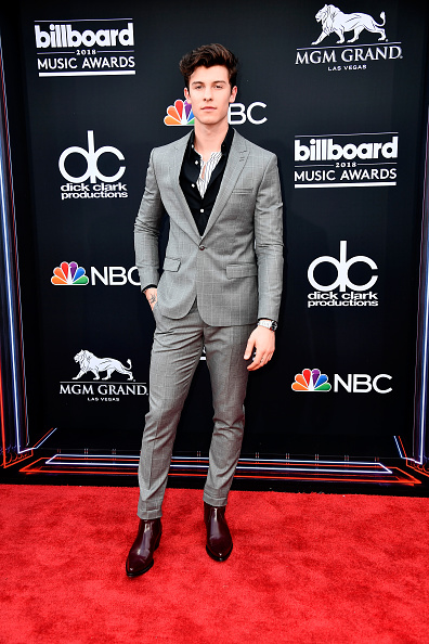 Checked Suit「2018 Billboard Music Awards - Arrivals」:写真・画像(14)[壁紙.com]